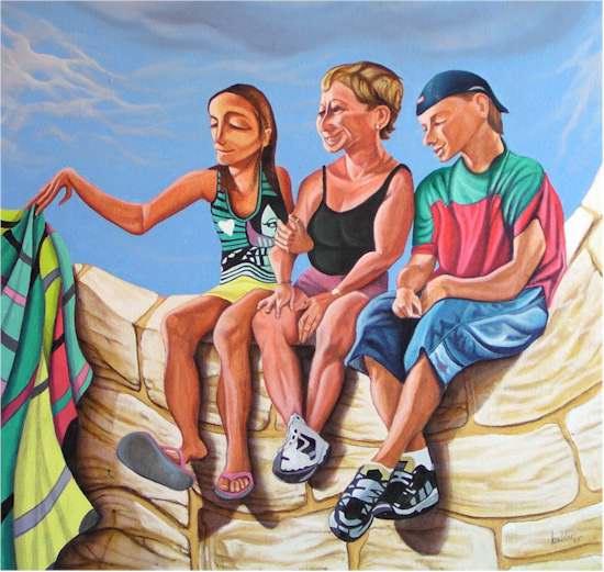 Stephen Kaldor - A Family Group
