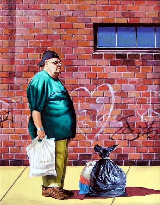 Stephen Kaldor - Fatman, Bagman....