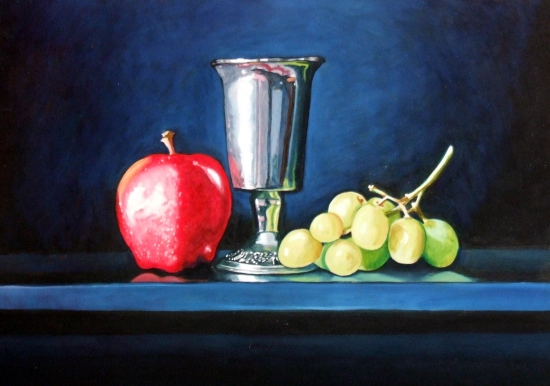 Stephen Kaldor - Fruit and Cup