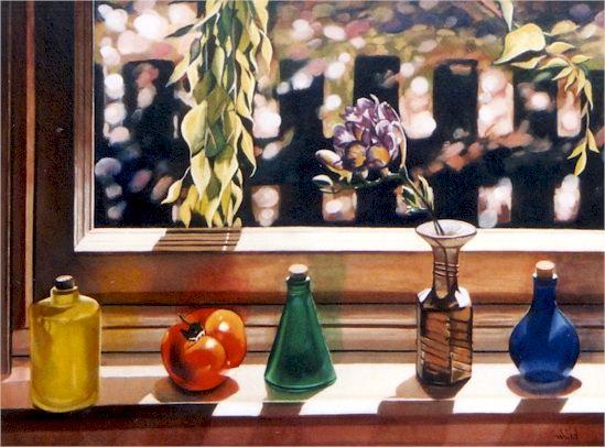 Stephen Kaldor - Kitchen still life
