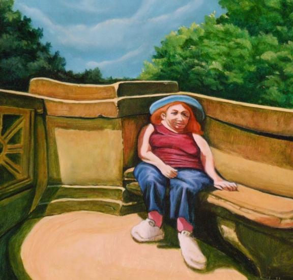 Stephen Kaldor - Lady Resting