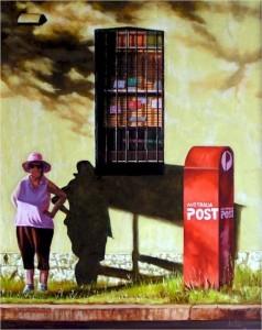 Stephen Kaldor - Mail call