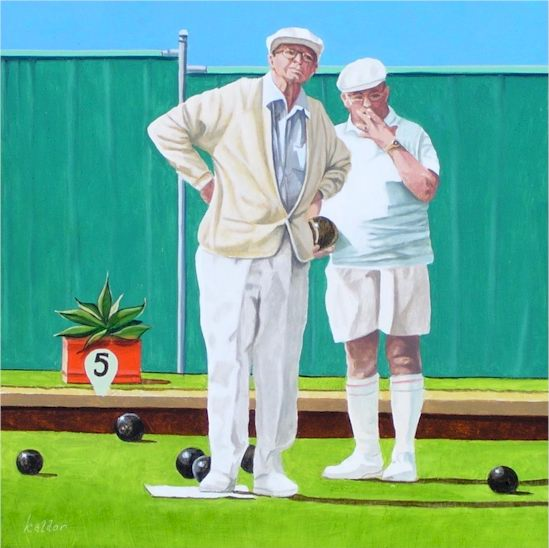 Stephen Kaldor - Old Mates no. 2