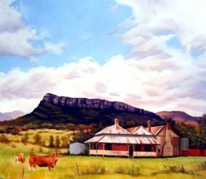 Stephen Kaldor - The Old Bakehouse Near Scone