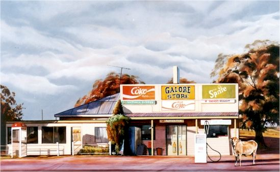 Stephen Kaldor - The Store at Galore